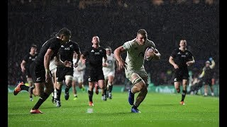 Highlights: England 15 New Zealand 16