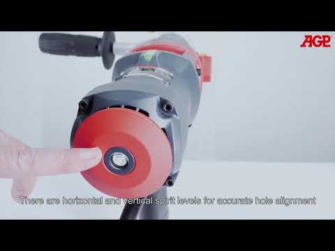 AGP # DM62 2-biegowy silnik do wiercenia na sucho Wprowadzenie produktu 1