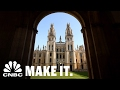 Alumni From These Colleges Go On To Make The Most Money | CNBC Make It.