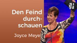 Den Feind durchschauen – Joyce Meyer – Persönlichkeit stärken