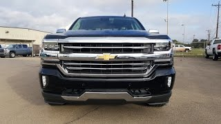 ALL-NEW 2016 Silverado High Country!