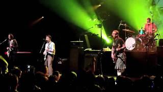 Weezer - Getchoo live @ the Gibson Amphitheatre 2010.11.27