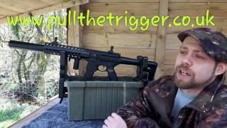 sig sauer mcx air rifle review courtesy of pull the trigger