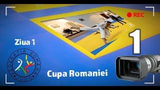 Tatami 1 - Cupa Romaniei (Ziua 1)