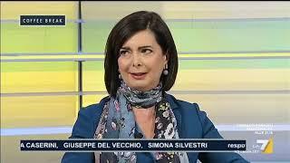 L'augurio di Laura Boldrini ed Elisabetta Gardini alle donne per l'8 marzo