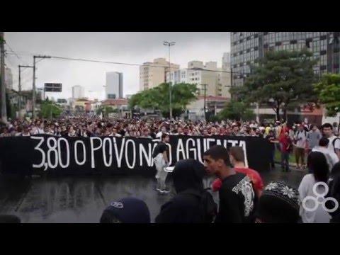 PANORÂMICA TVDRONE – 3º Ato Contra a Tarifa