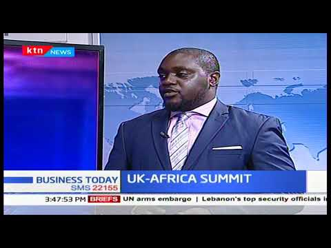 UK investment summit woes leaders with Kenya securing sh.171 billion loan