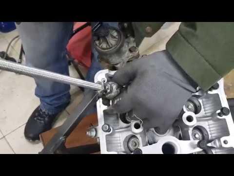 Обрыв ремня ГРМ Chevrolet Cruze F16D3 Ремонт часть 1