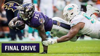 Ravens Aiming to Break Rushing Record Again | Final Drive