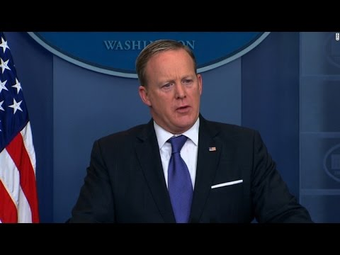 Thumbnail: Sean Spicer: Trump Didn't Mean Wiretapping When He Said Wiretapping