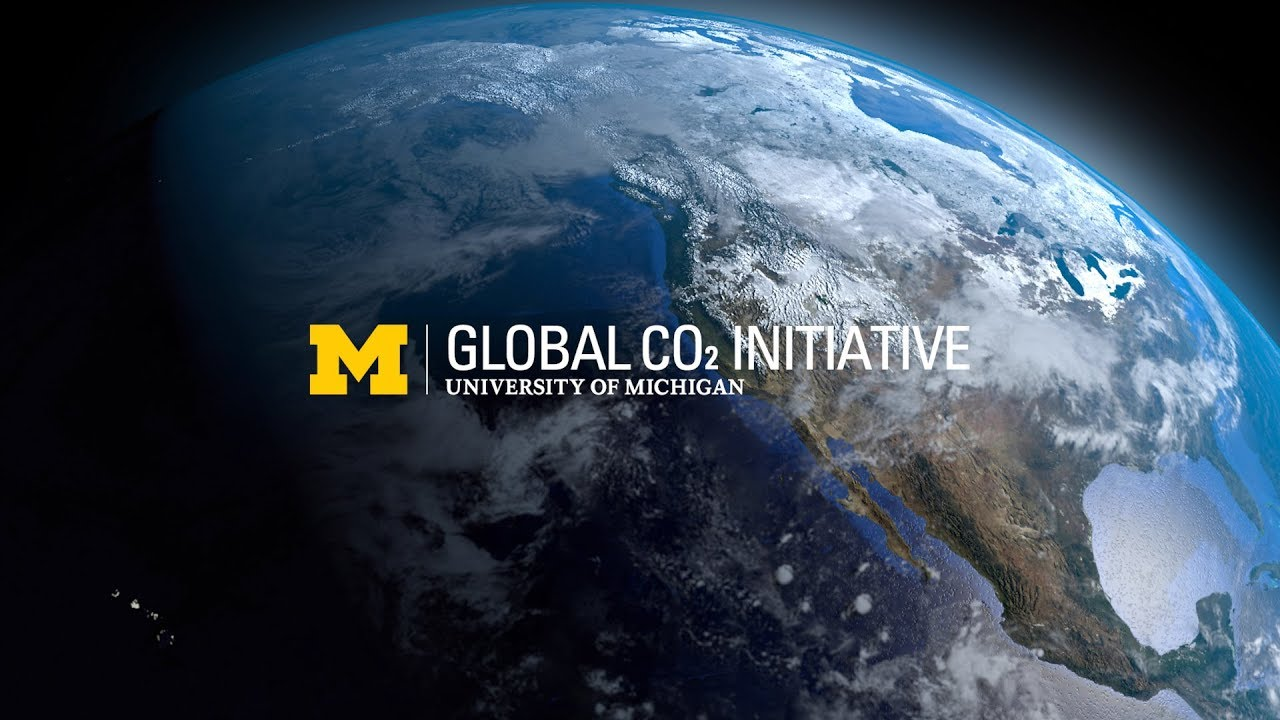 The Global CO2 Initiative at the University of Michigan
