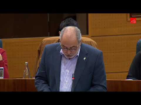 Alejandro Sánchez sobre el incumplimiento del Puerta de Hierro de la legislación medioambiental