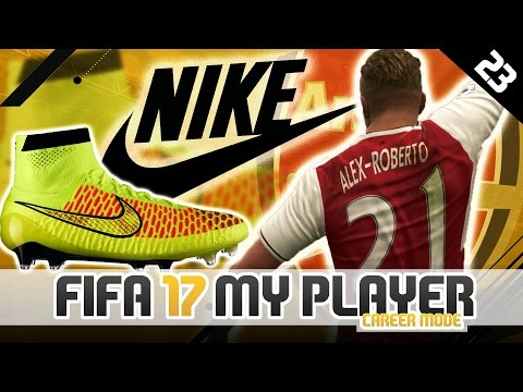 NIKE SPONSORSHIP OFFER?! | FIFA 17 Career Mode Player w/Storylines | Episode #23