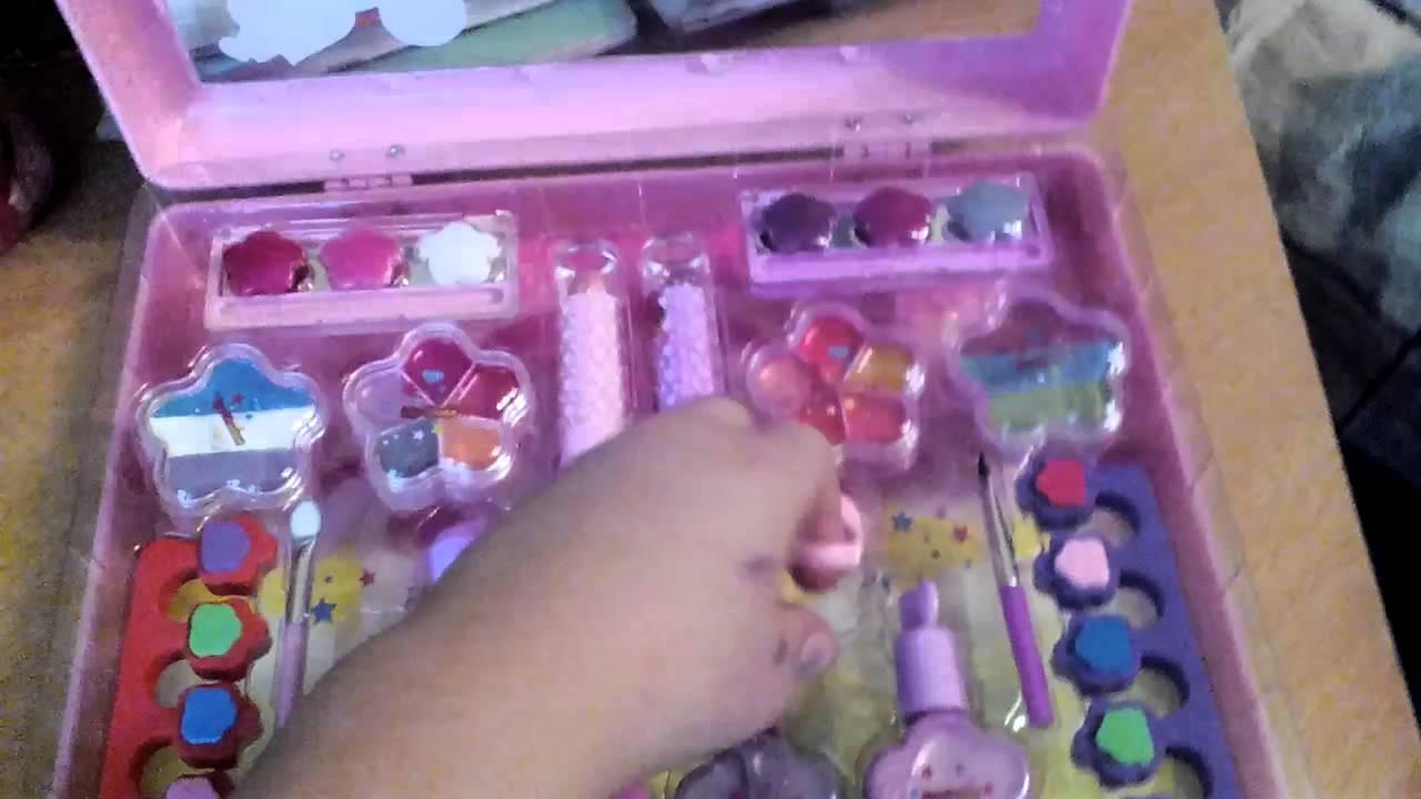 ❤ Набор детской декоративной косметики для девочек и для кукол .