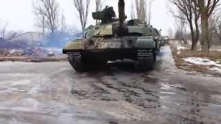 T-64 '''' ta'mirlash uchun birodar drags shom