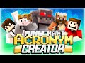 Minecraft Acronym Creator: Farting Off Chair! (Funny Moments)
