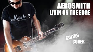 Aerosmith - Living On The Edge (cover by John Tasoulas)