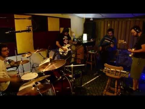 "La Mar recording ""Tides"" @ Roadhouse Studio"