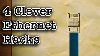 4 Clever Ethernet Cable Hacks thumbnail