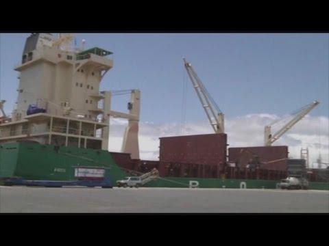 Gabon, Investissement massif dans le secteur des infrastructures