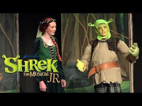 SHREK the Musical Jr | with Braxton Bjerken as Shrek