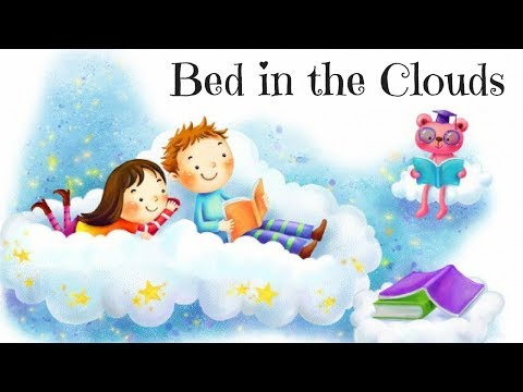 Bedtime Meditation for Kids | BED IN THE CLOUDS | Guided Meditation for Children