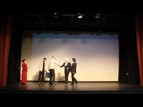 TY4, Father Ted: A Song For Europe , Abbey Arts Centre,  Nov 21st 2015