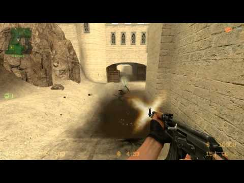 Counter Strike: Source Cheats