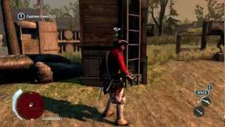 assassin's creed 3 free the captives undetected tutorial
