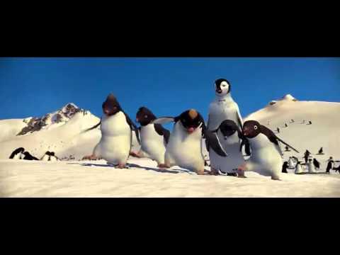 We Got It! [Funny Scene]-Happy Feet. (HD)