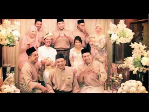 """Apa Kata Bintang"" Malay Wedding Video - Akad Nikah"