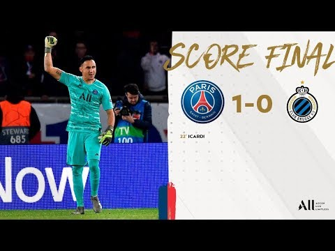 Club Brugge Vs Real Madrid 1-3 UEFA Champions League 11/12/2019 from YouTube · Duration:  3 minutes 35 seconds