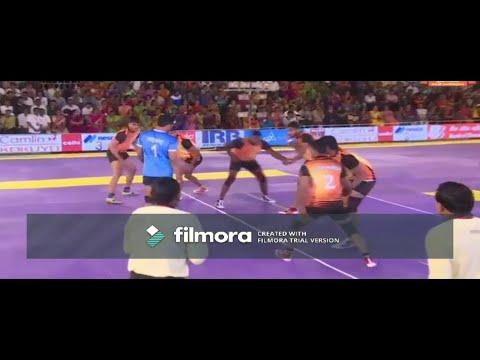 MAHARASHTRA VS U.P FEDERATION CUP 2018 NATIONAL KABADDI RISHANK DEVADIGA 9TH FEB 2018