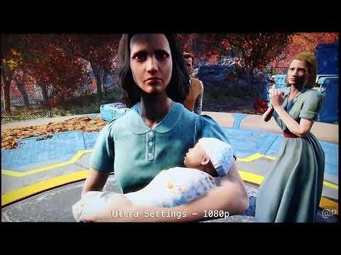 Fallout 4 - Win 10 VM on Parallels Desktop 16