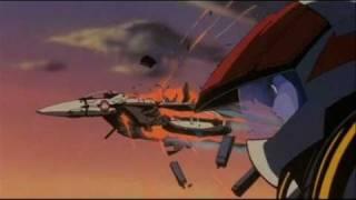 超時空要塞マクロス 愛・おぼえていますか 戦闘シーン(戦闘4)