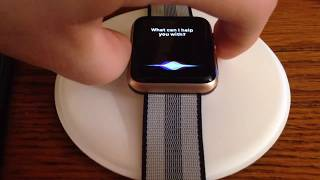 Apple Watch, Series 3, GPS, 42mm case, Gold Aluminum, Pink Sand Sport Band Unboxing & Setup