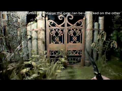 Resident Evil 7 Madhouse - Broken Pistol + Repair Kit