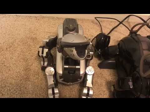 Episode 10 Sony Aibo Ai Robot Dog Gameboy Games Star Wars
