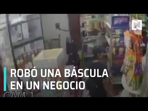 Captan robo a un negocio en Jalisco - Expreso de la Mañana