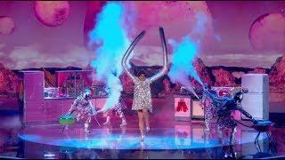 Lorraine Bowen Britain&#39s Got Talent 2015 Semi FinalsGTF