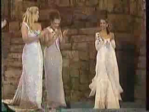Miss Universe 2000 top 5