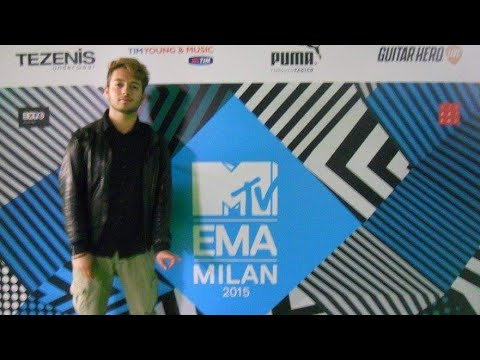 My MTV EMA's 2015 Experience
