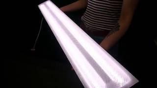 Как выглядит светильник Айсберг призма 28 Вт(Промышленный светодиодный светильник Айсберг призма производство Viled мощностью 28 вт, объем светового пото..., 2016-11-03T12:36:54.000Z)