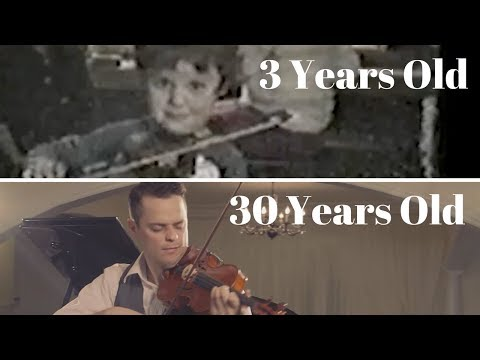 Violin progress video - 27 years