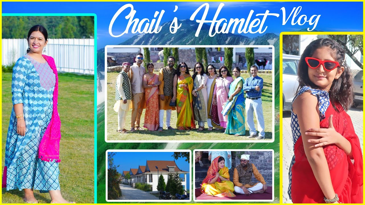 Our DREAM Project - CHAIL's Hamlet Inauguration | Family Vlog | CookWithNisha