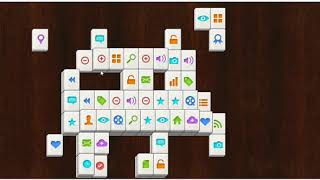 Mahjong Solitaire (PC browser game)