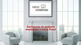 Kominki wolnostojące biokominki wkłady kominkowe Kolonia Kuźnia Niko Kominki