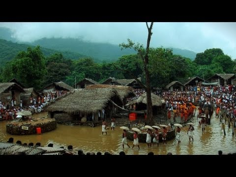 Festival of Akkare Kottiyoor Temple, Kannur