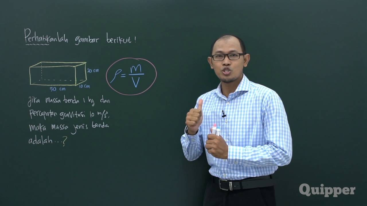 Quipper video fisika rumus super masa jenis youtube stopboris Image collections