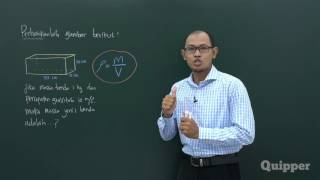 Quipper Video - Fisika - Rumus SUPER Masa Jenis